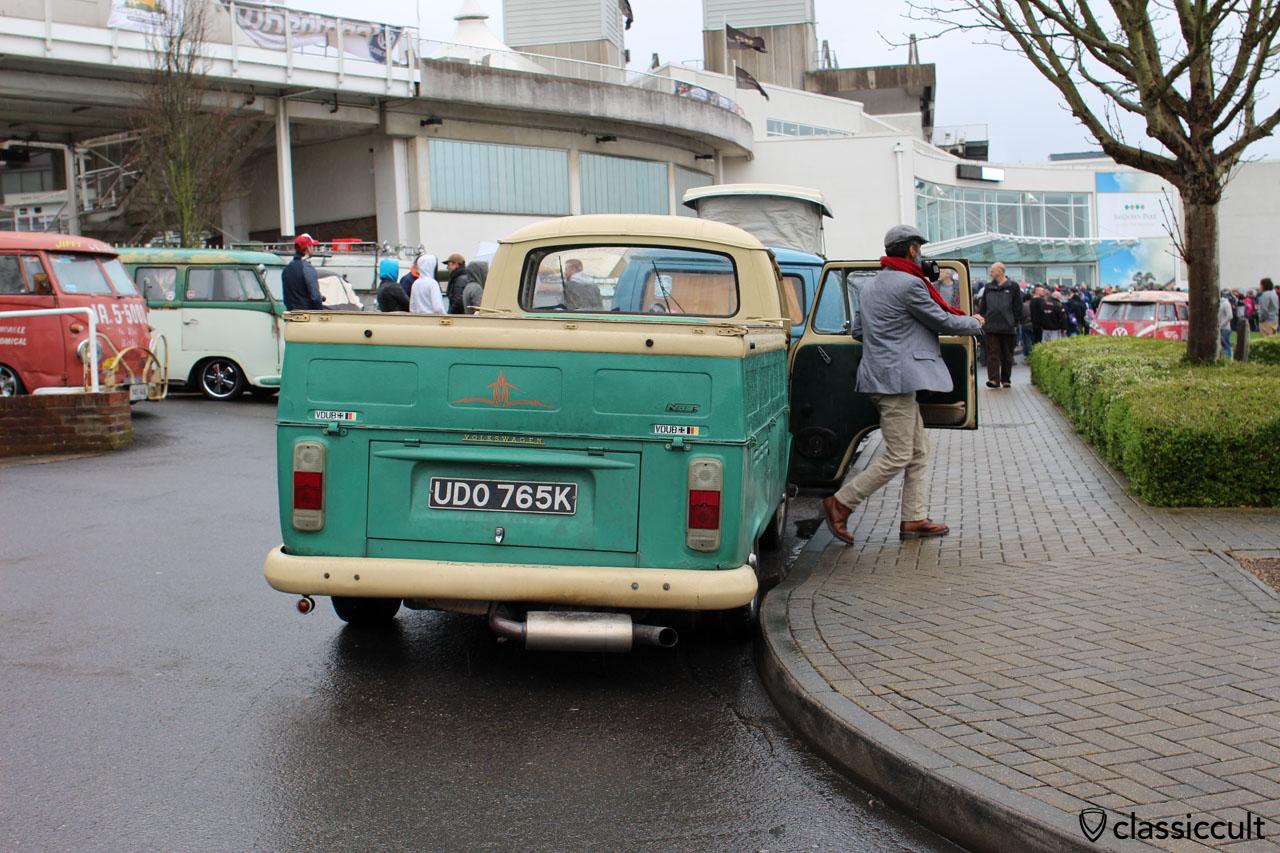 VW T2 pick up, VDUB
