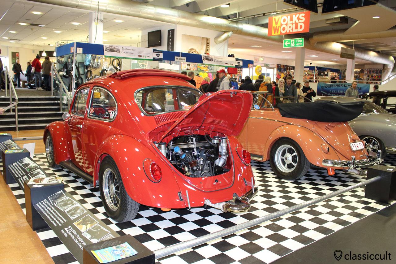 VW Cal look Show Volksworld 2015