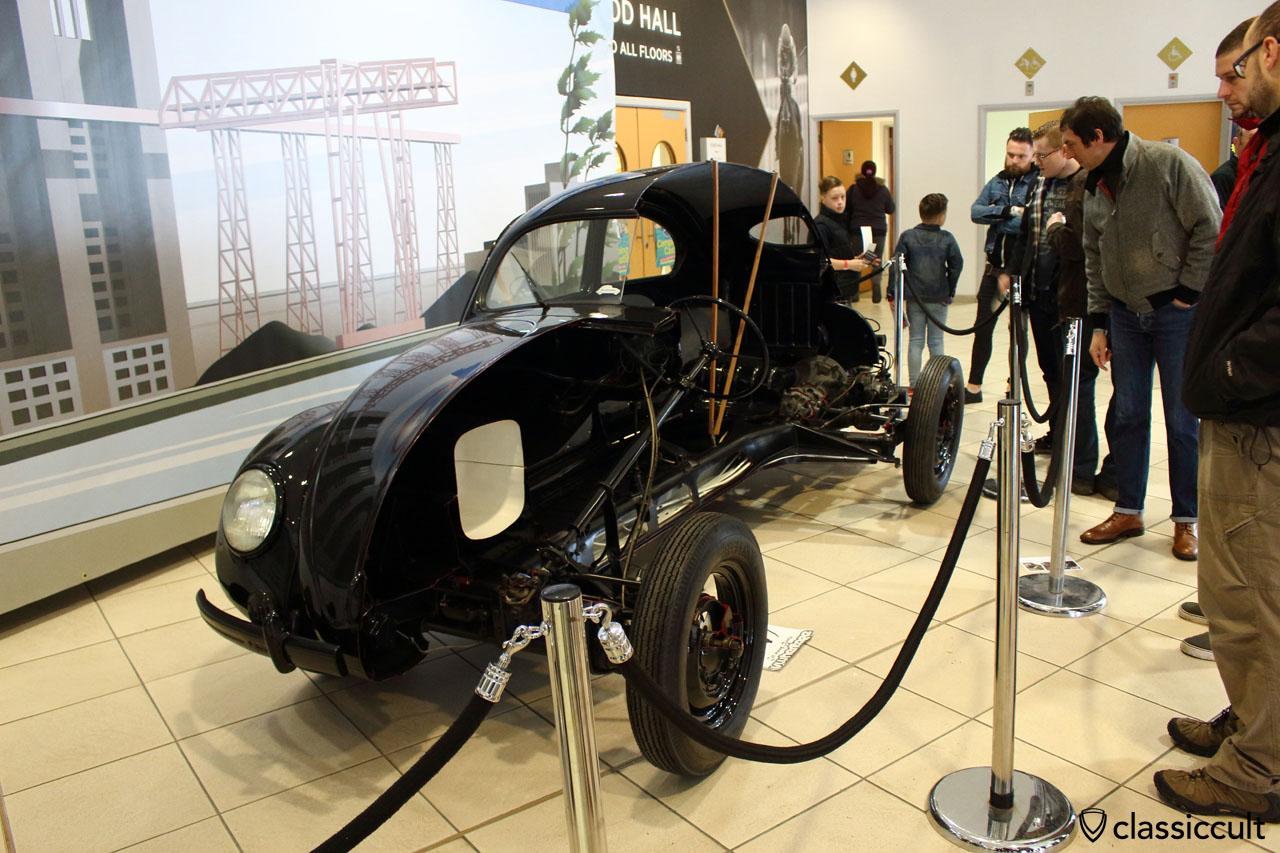 1947 Cut away VW Beetle