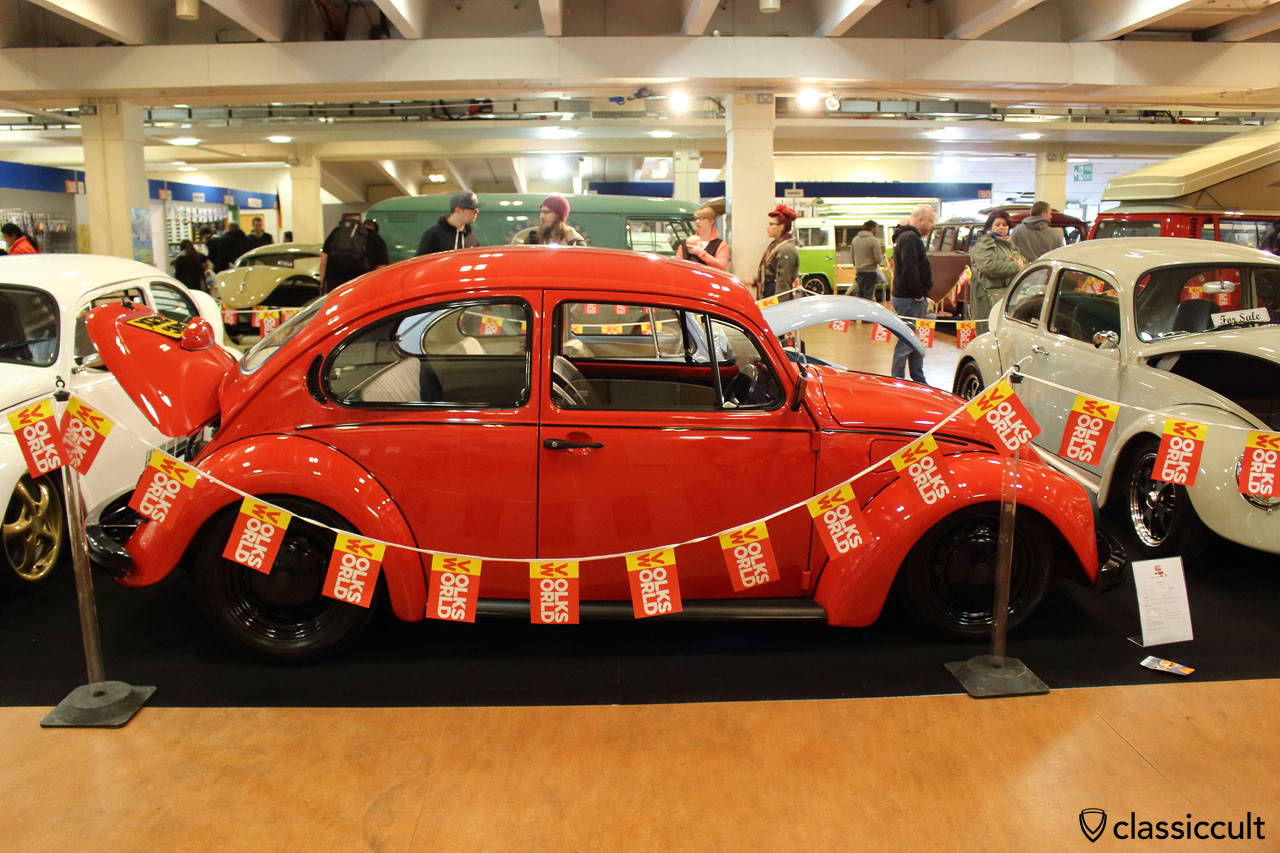 Mexican VW Beetle from Alain Ritchie, Volksworld Show