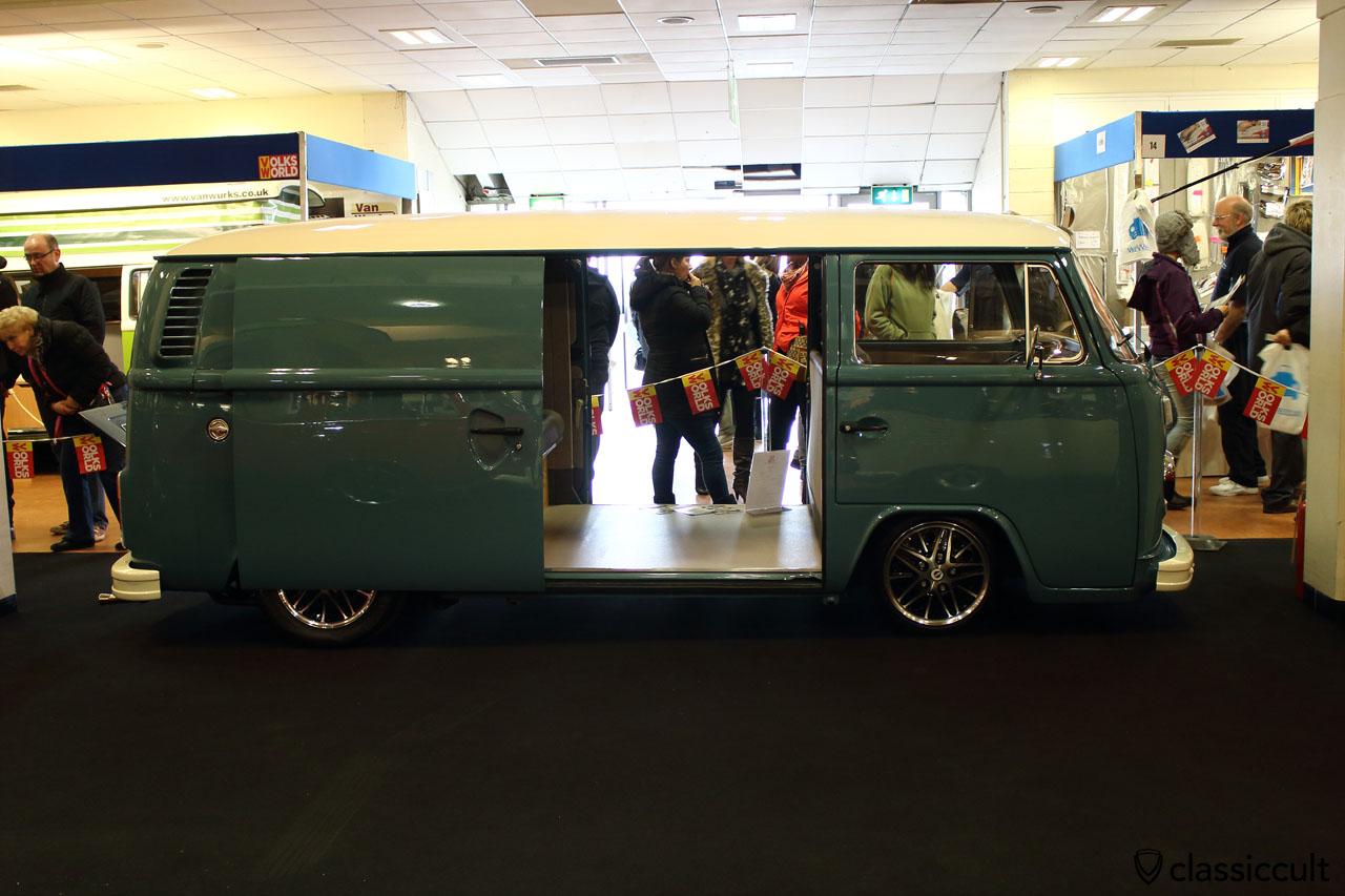 low T2a Panel Van