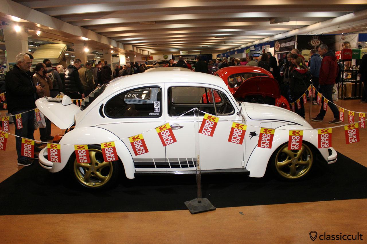 Race Beetle with Porsche wheels