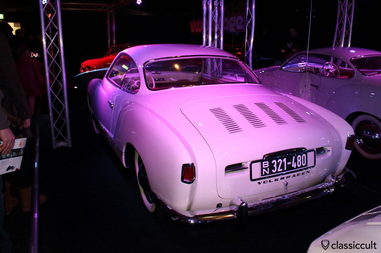 Karmann Ghia prototype 1953