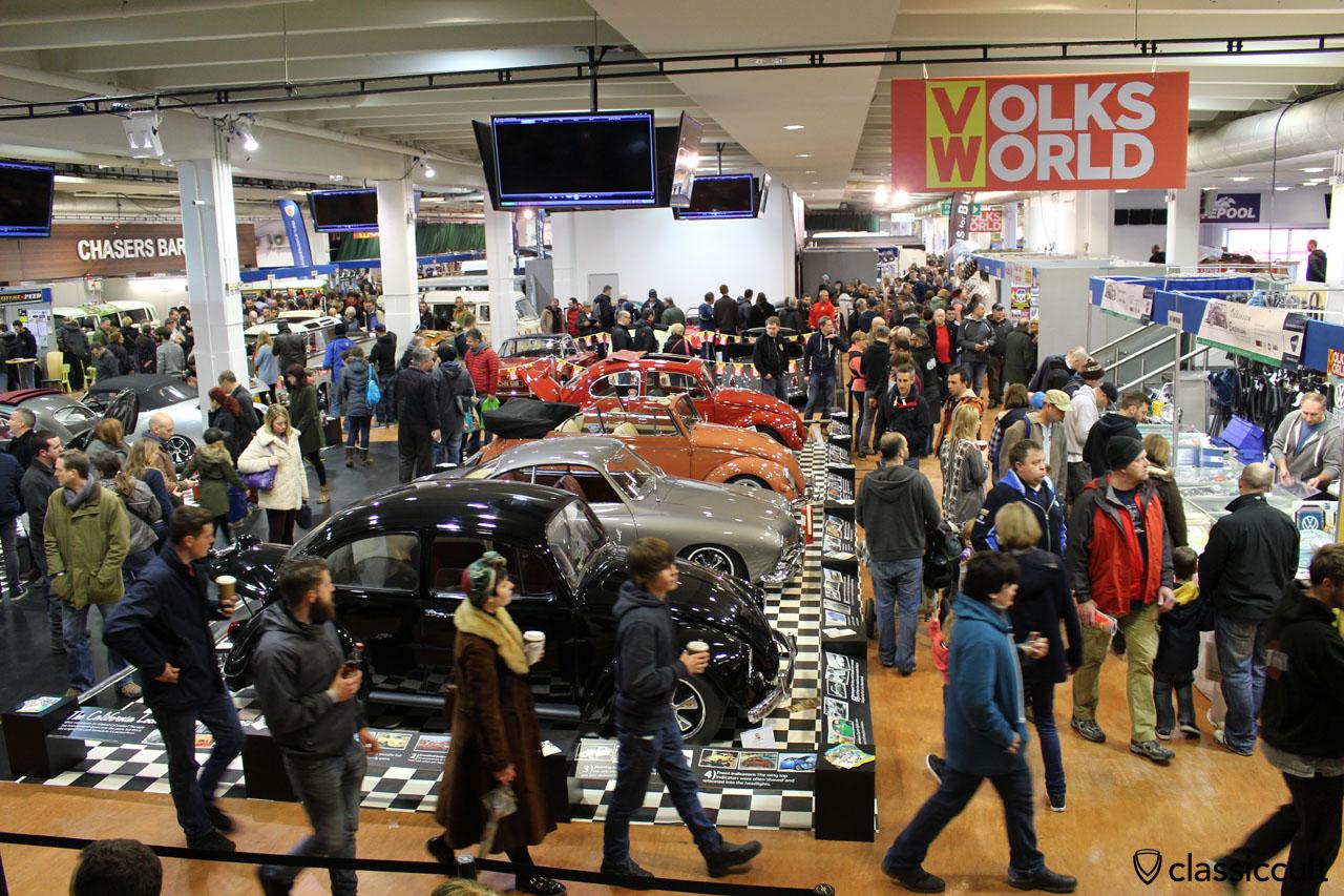 Volksworld VW Show Sandown Park 2015
