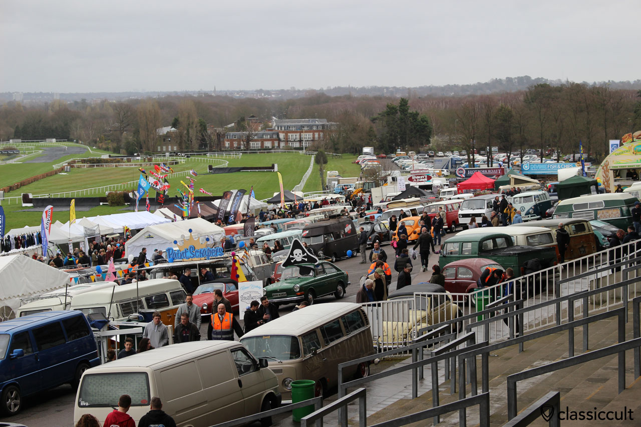 VW Clubs at Volksworld 2015