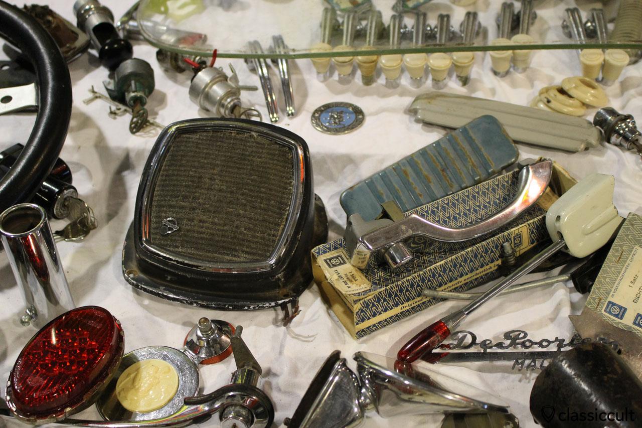 Swapmeet, old Blaupunkt Speaker for RaBambus