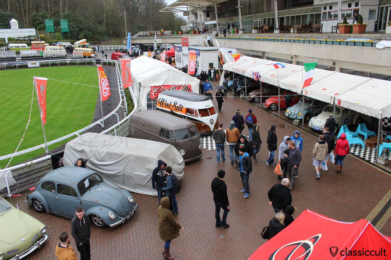Volksworld Sandown Park Racecourse 2015