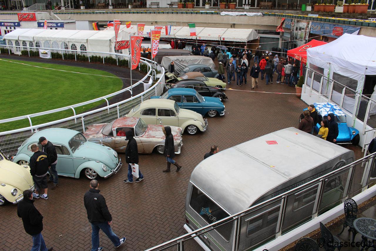 VW Rometsch, Buggy, Beetle, Type 3, Ghia, CoolFlo