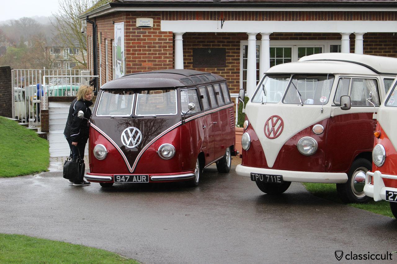 Samba Bus, Volksworld VW Show 2015