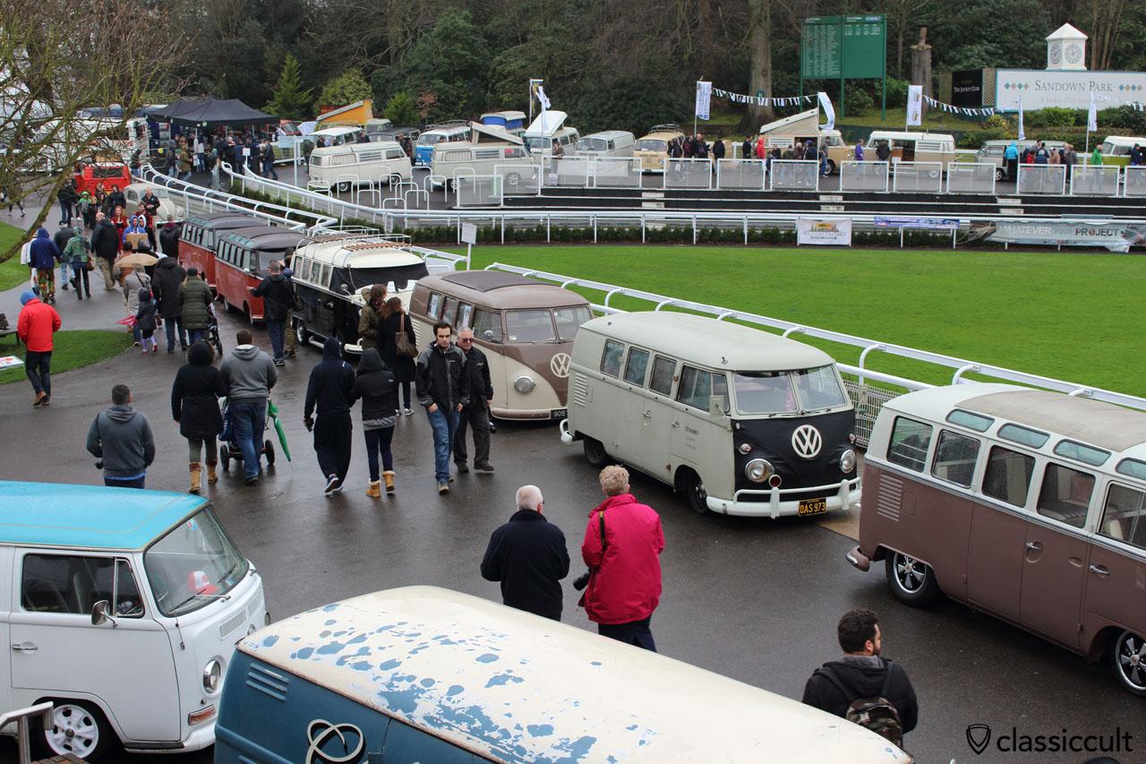 Volksworld Split Bus line up
