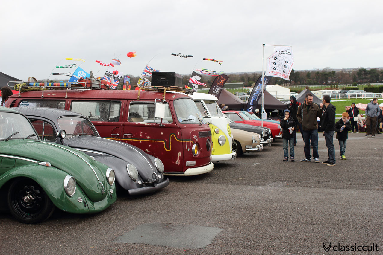 Volksworld VW Show - Clubs