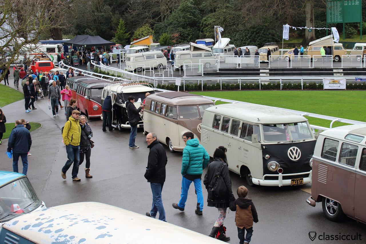 Volksworld Show 2015, Sandown Park Racecourse