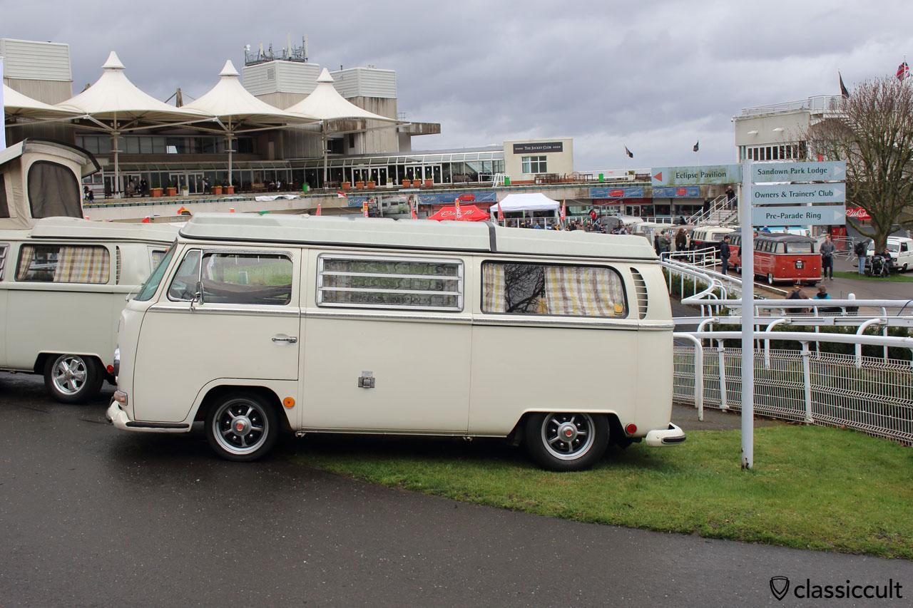 T2a Westy Van with sprintstar wheels