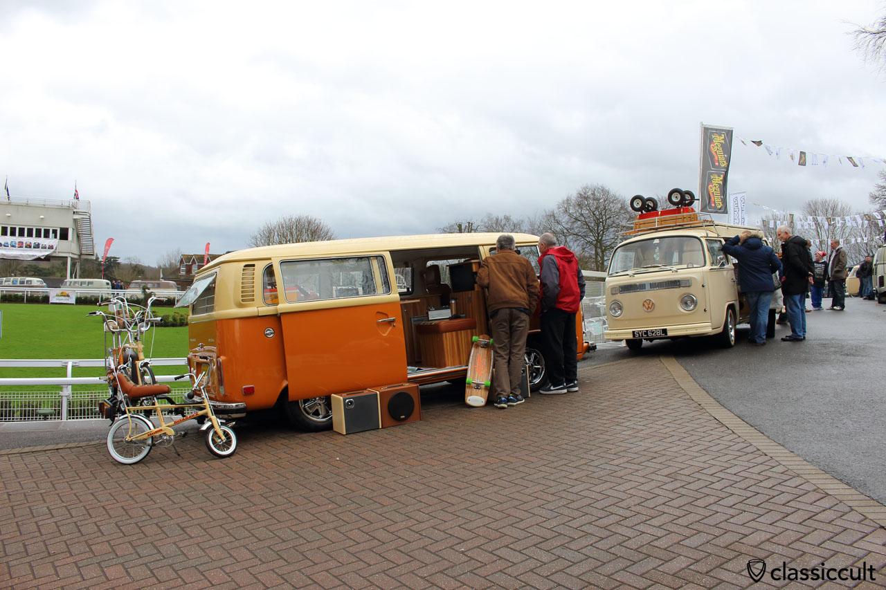 VW Bay Bus