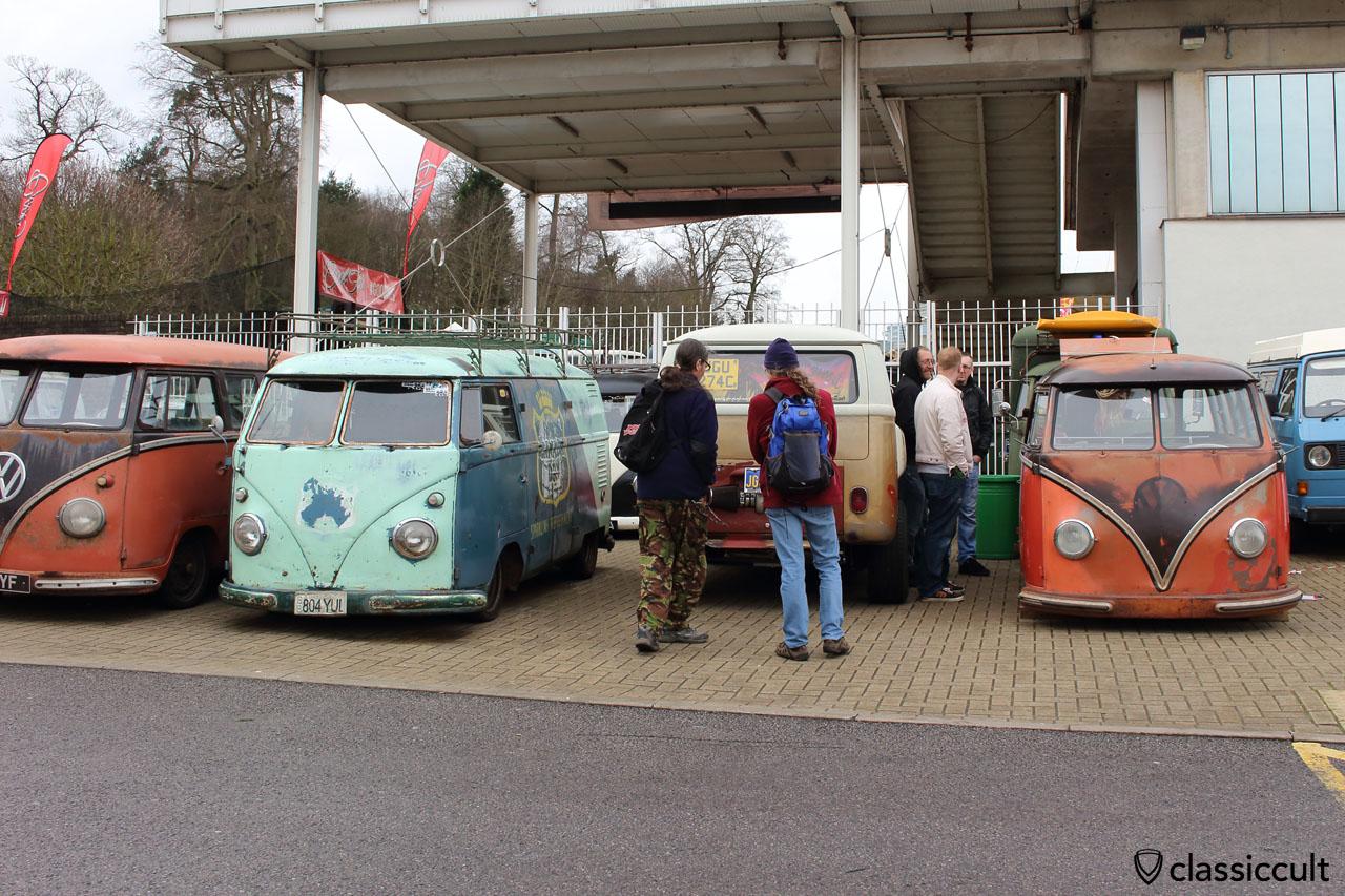 rusty Bus Show