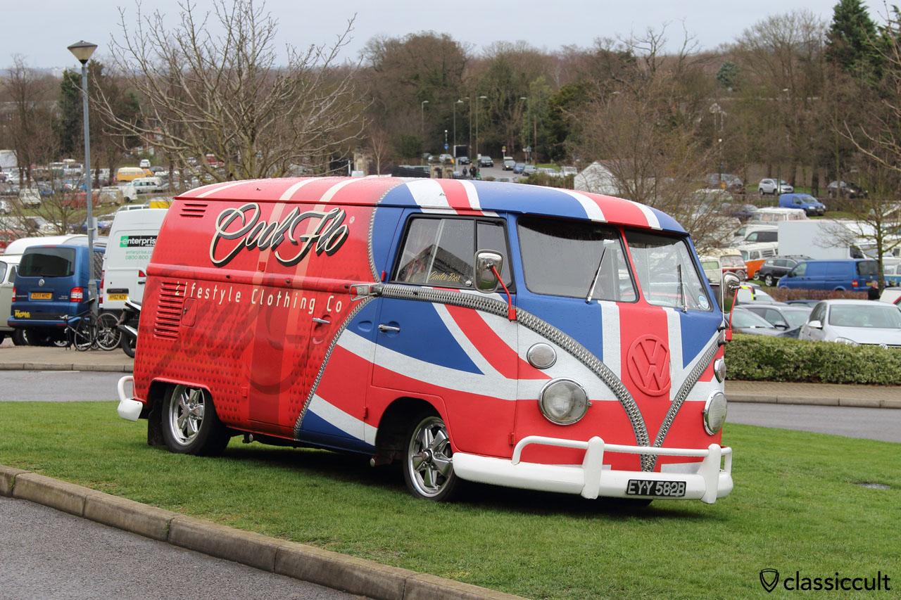 Cool Flo Clothing Volksworld VW Show 2015