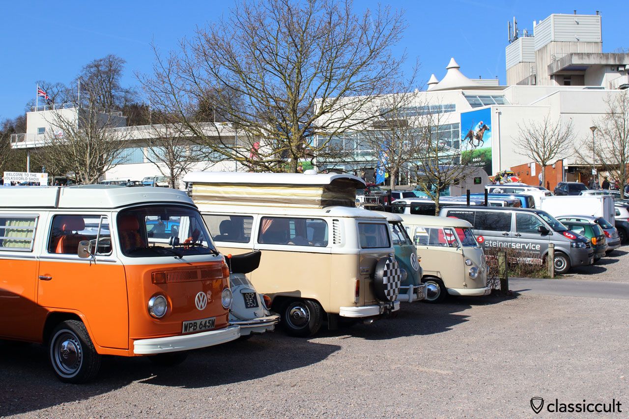VolksWorld car park