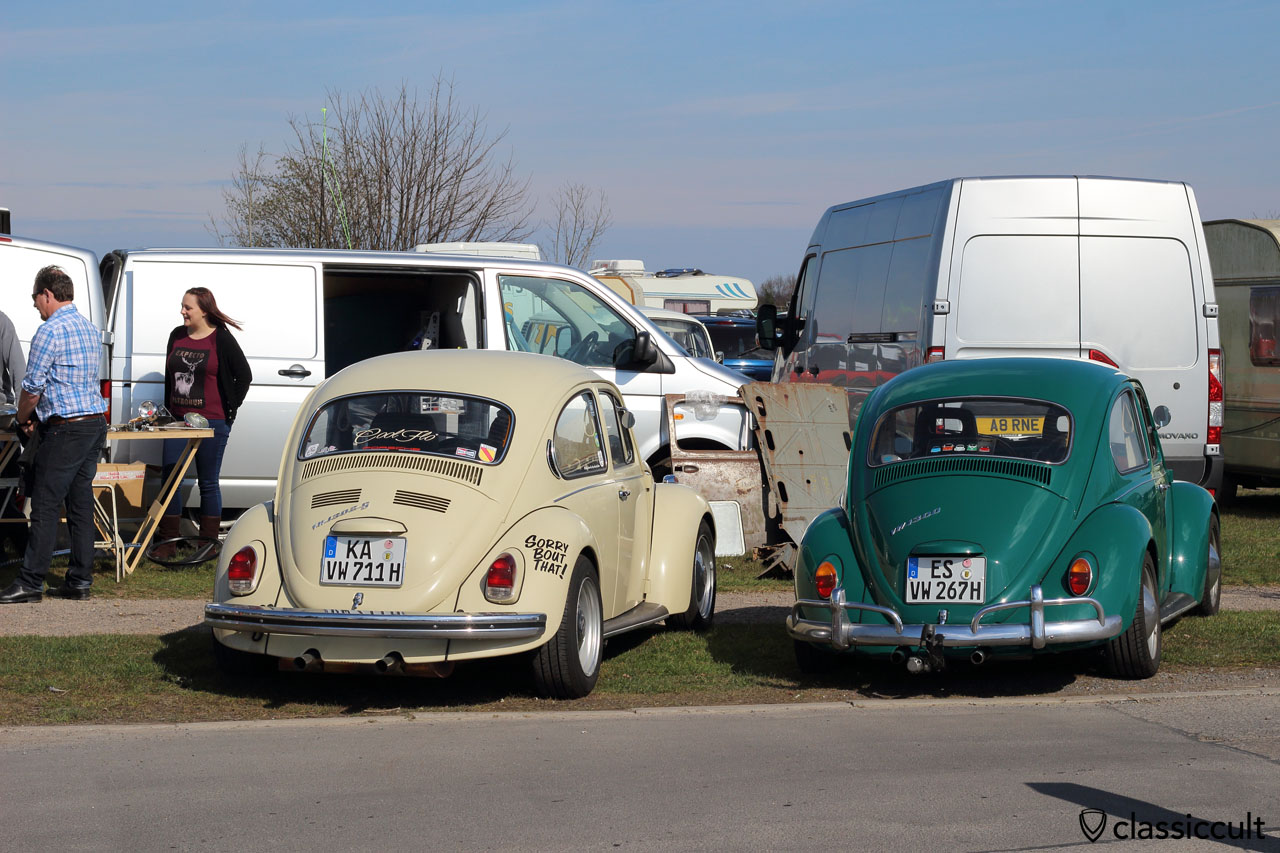 VW 1302S and 1300 from Germany, VolksWorld Show 2016