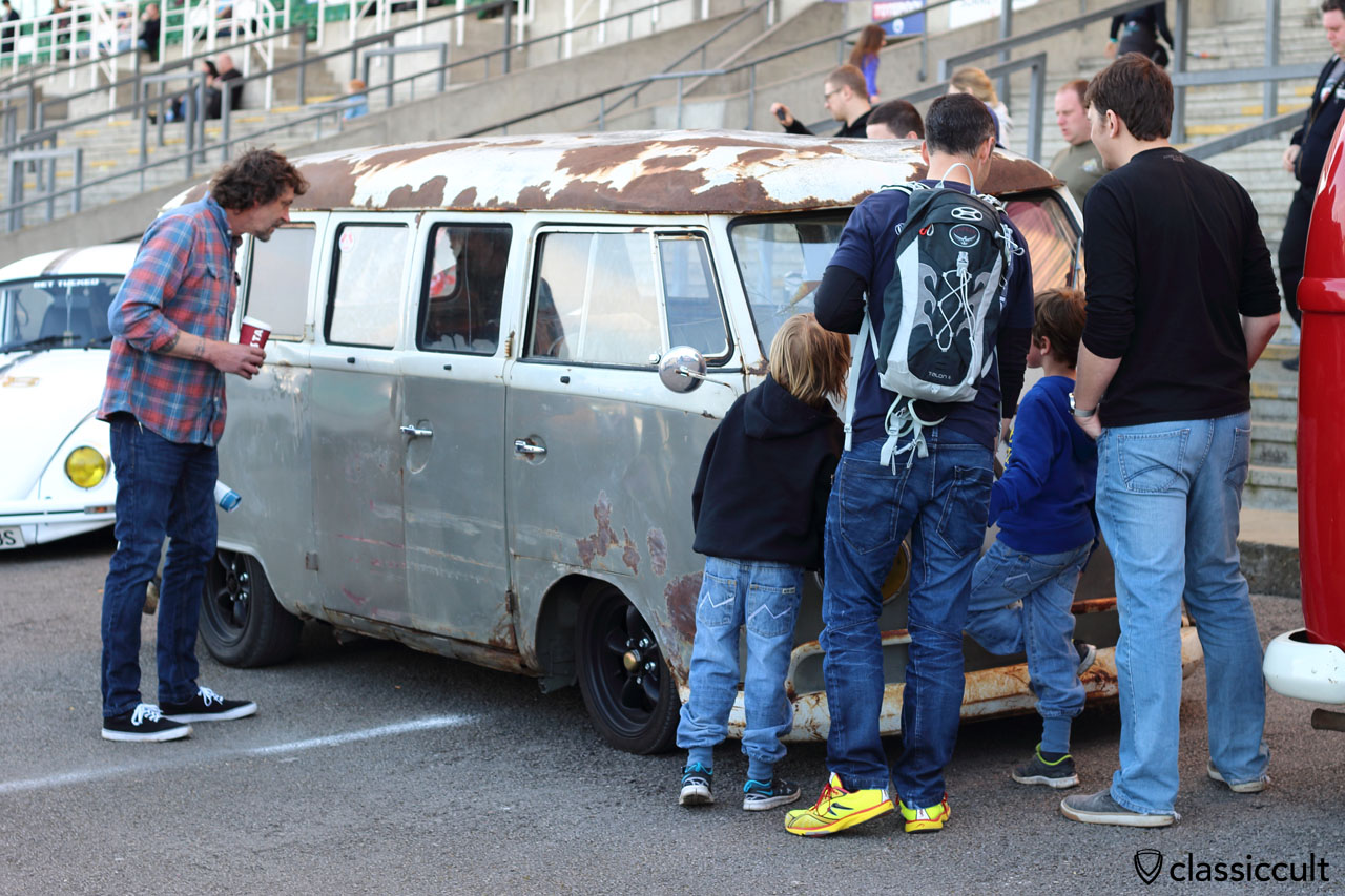 low T1 Kombi with patina