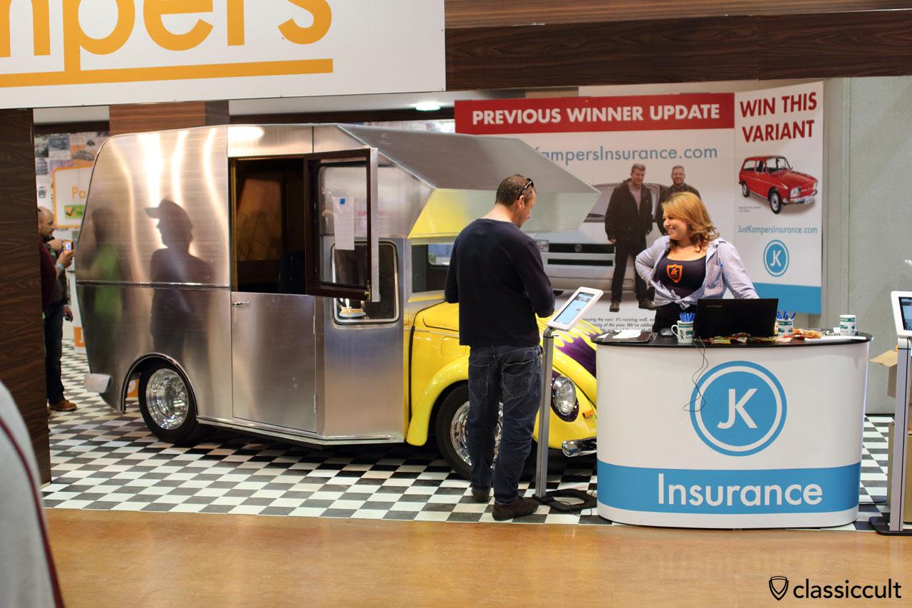 JustKampers Insurance