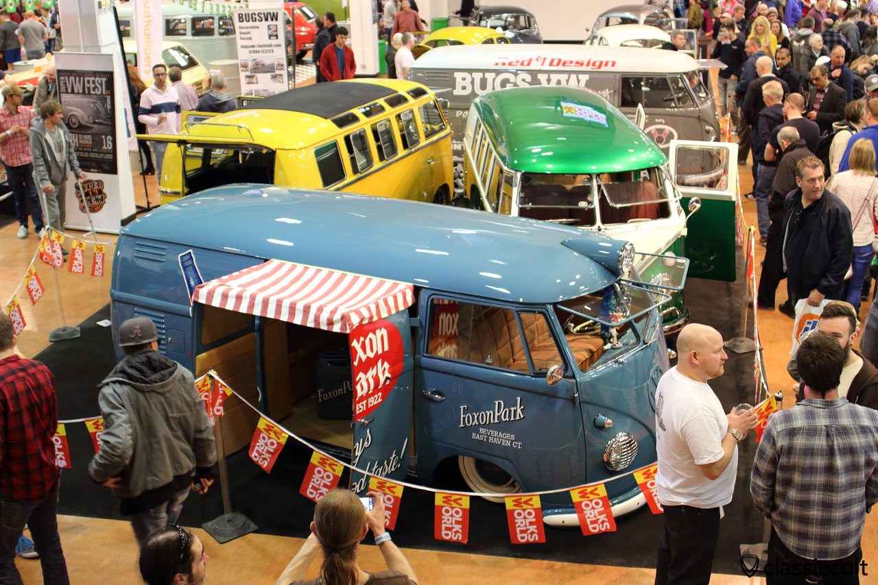 Volksworld Split Van Show & Shine 2016
