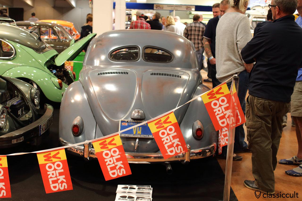 VW Rosenstiel Coupe, Randy Carlson, USA, oldbug.com