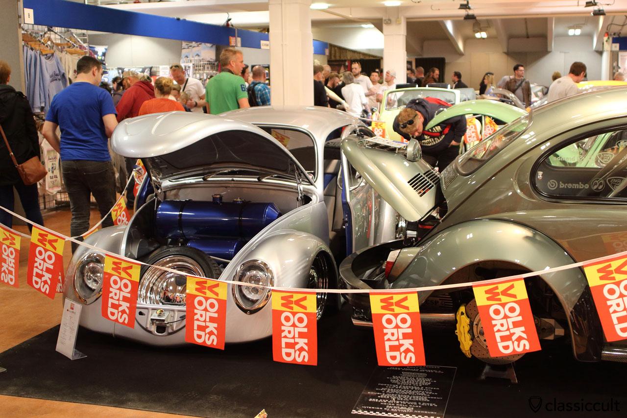 VW Beetles Show, Esher Hall