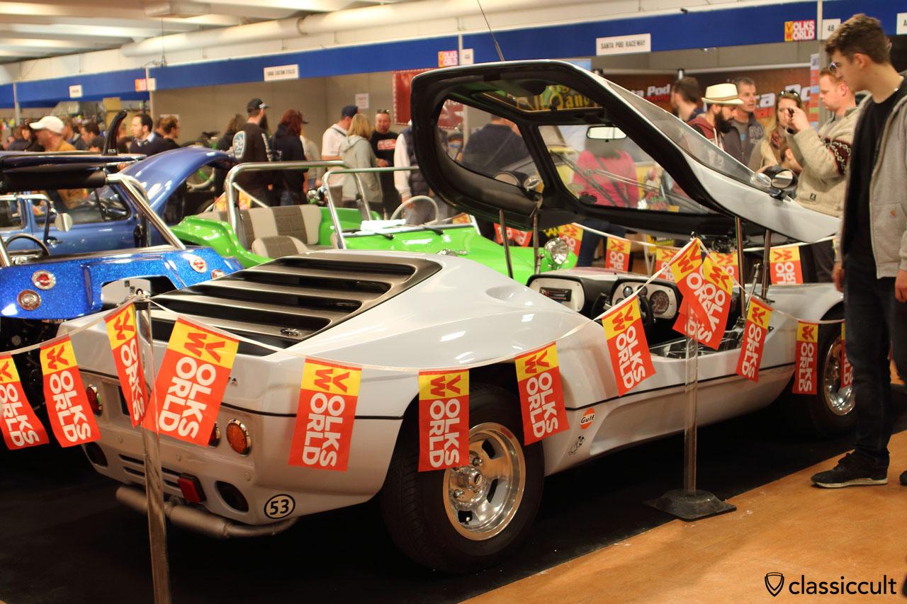 1971 / 1972 MK1 Nova Kit Car with Wolfrace 7 x 14 wheels, Mr. Mortimer