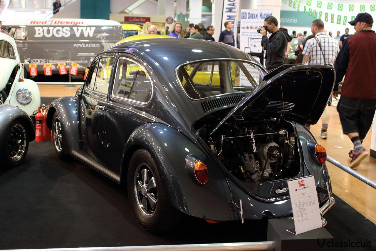 VW Bug California Look