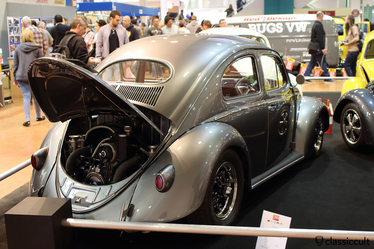 VW Oval California Look