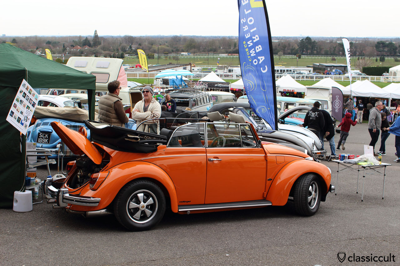 Volkswagen Cabriolet Owners Club GB