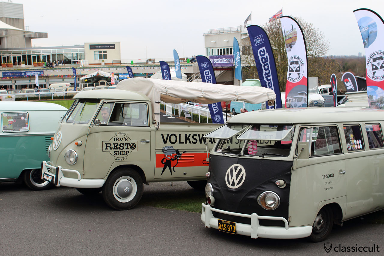 IRVS VW Restorations Single cab