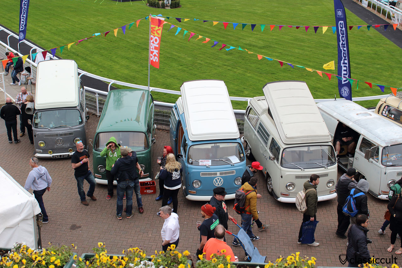 4:29 p.m. time for Witkap, Volksworld VW Show 2016