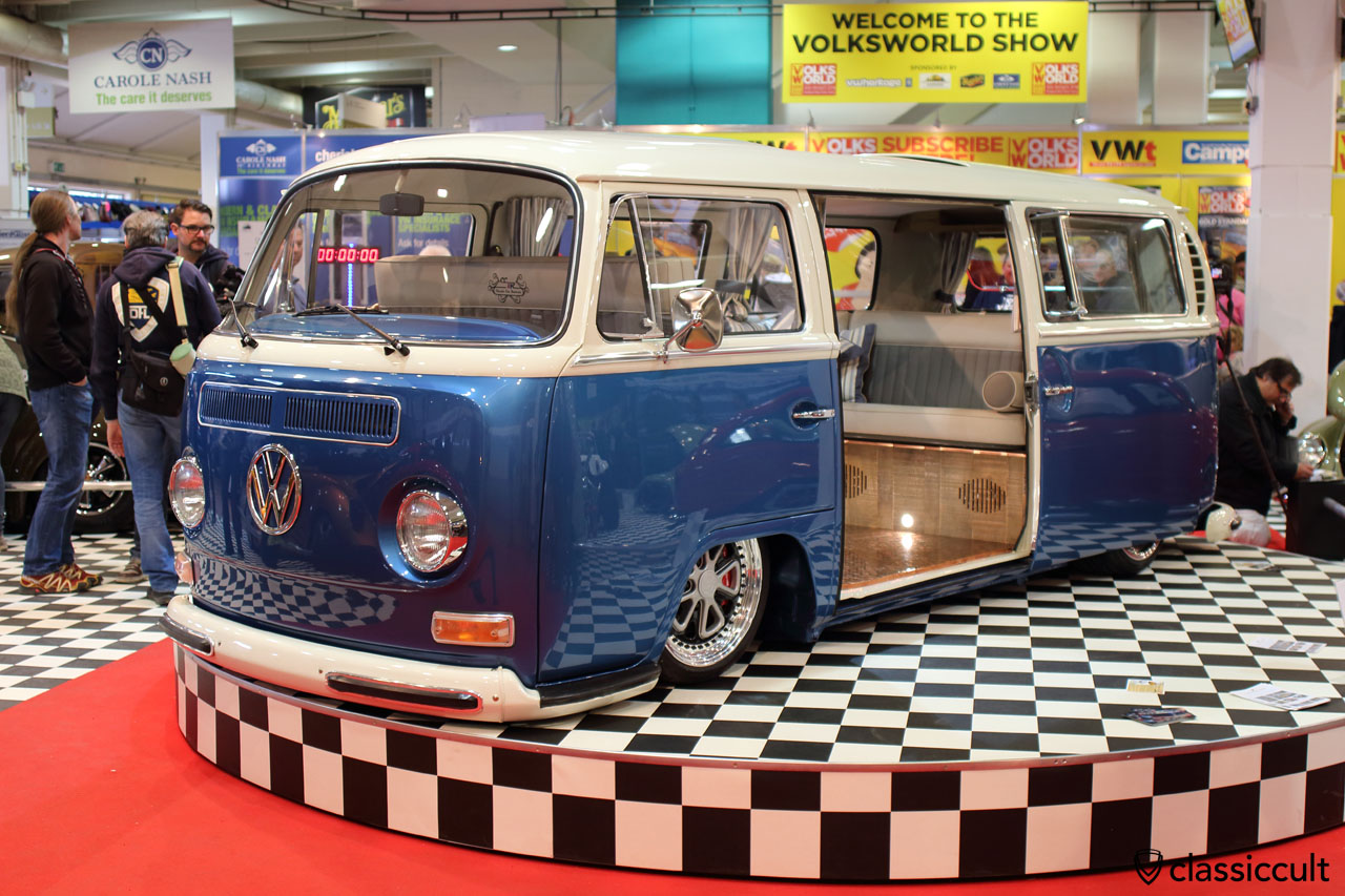 Volksworld 2016, VW Bay Bus, Show & Shine