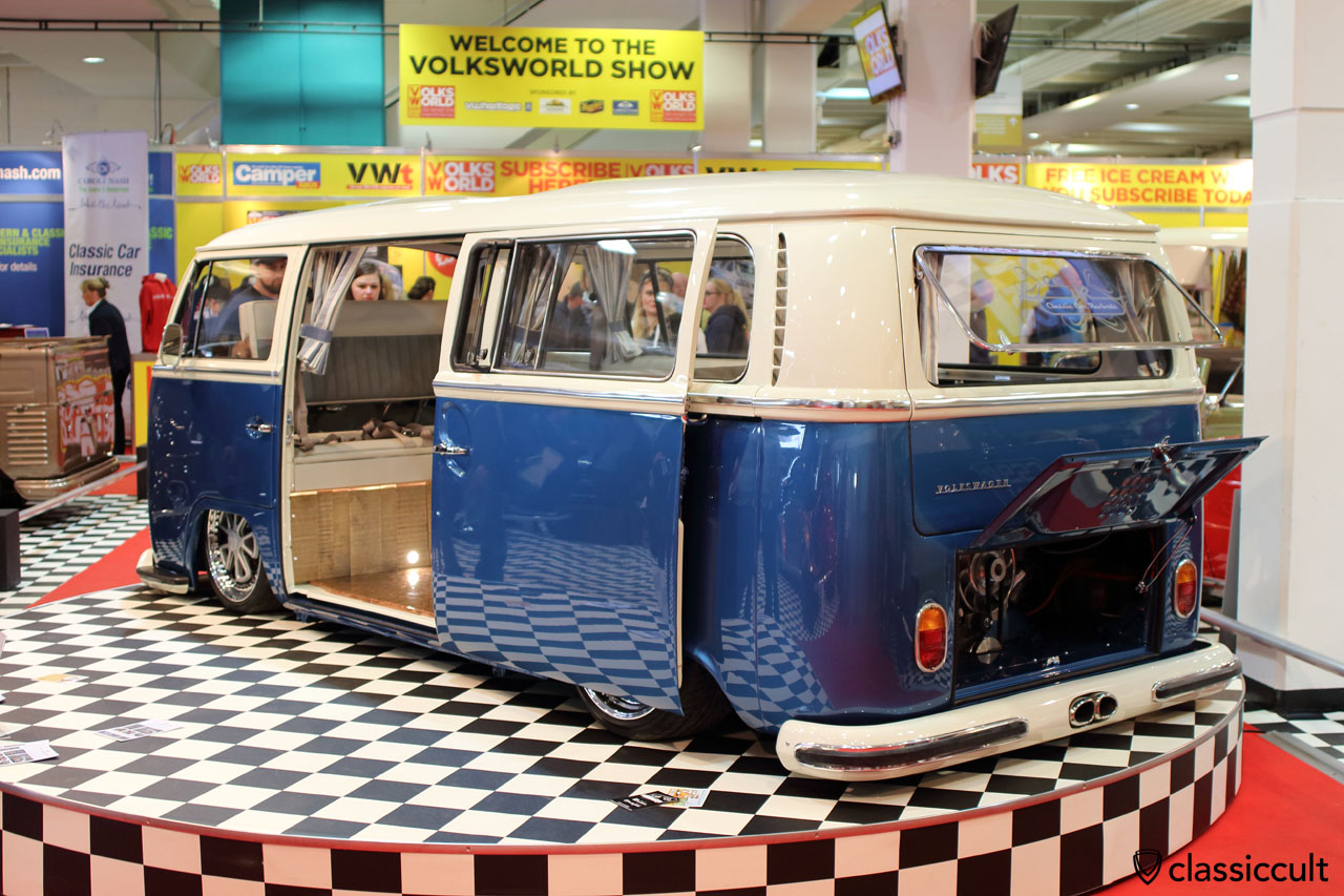 Volksworld VW Show 2016