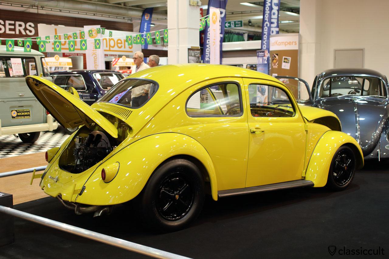 1961 Cal Look Bug