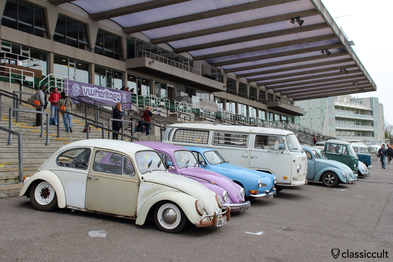 VolksWorld, late afternoon, 4:58 p.m., April 2, 2016