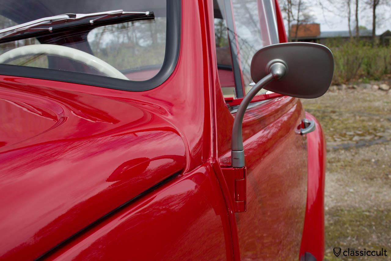 vw   standard beetle   details classiccult