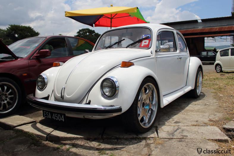 VW 1300 front, Ranau, Sabah, Borneo, Malaysia, April 19, 2014