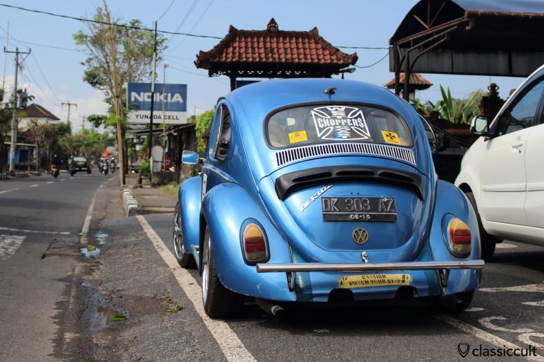 VW 1302 near Seminyak, Bali, Indonesia, February 28, 2014