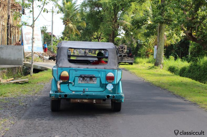 181 Camat VW, Tabanan, Bali, Indonesia, February 28, 2014
