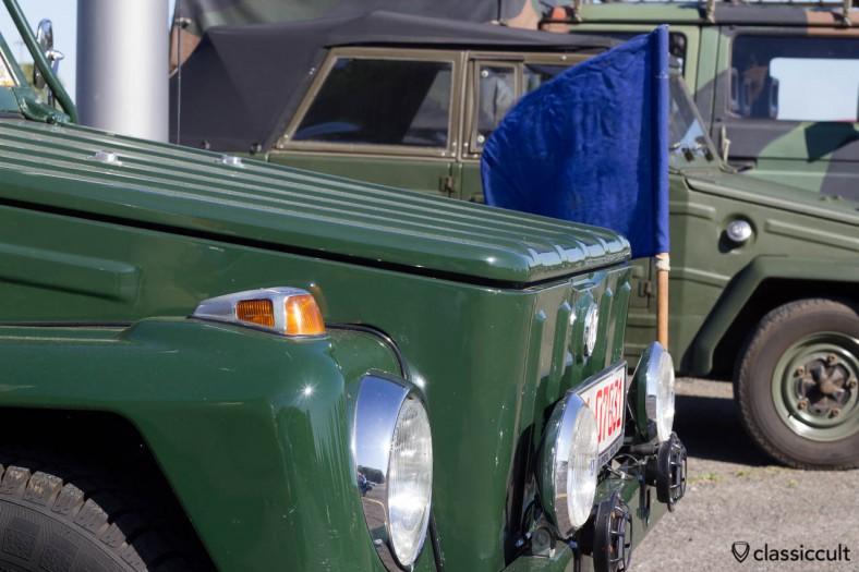 VW 181 Kreis-Fern-Melde-Dienst (KFDM) Soest Thing