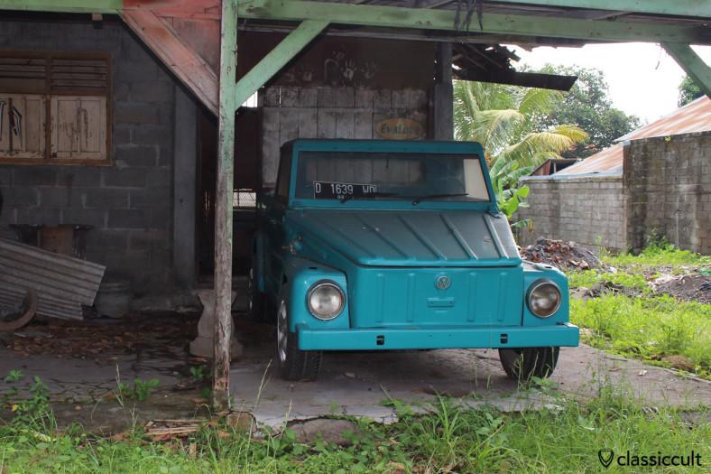 VW 181 pickup, Bali, Indonesia