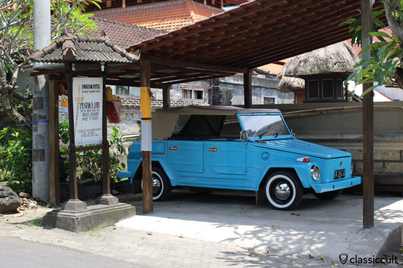 Volkswagen Camat, Bali, Indonesia, February 25, 2014