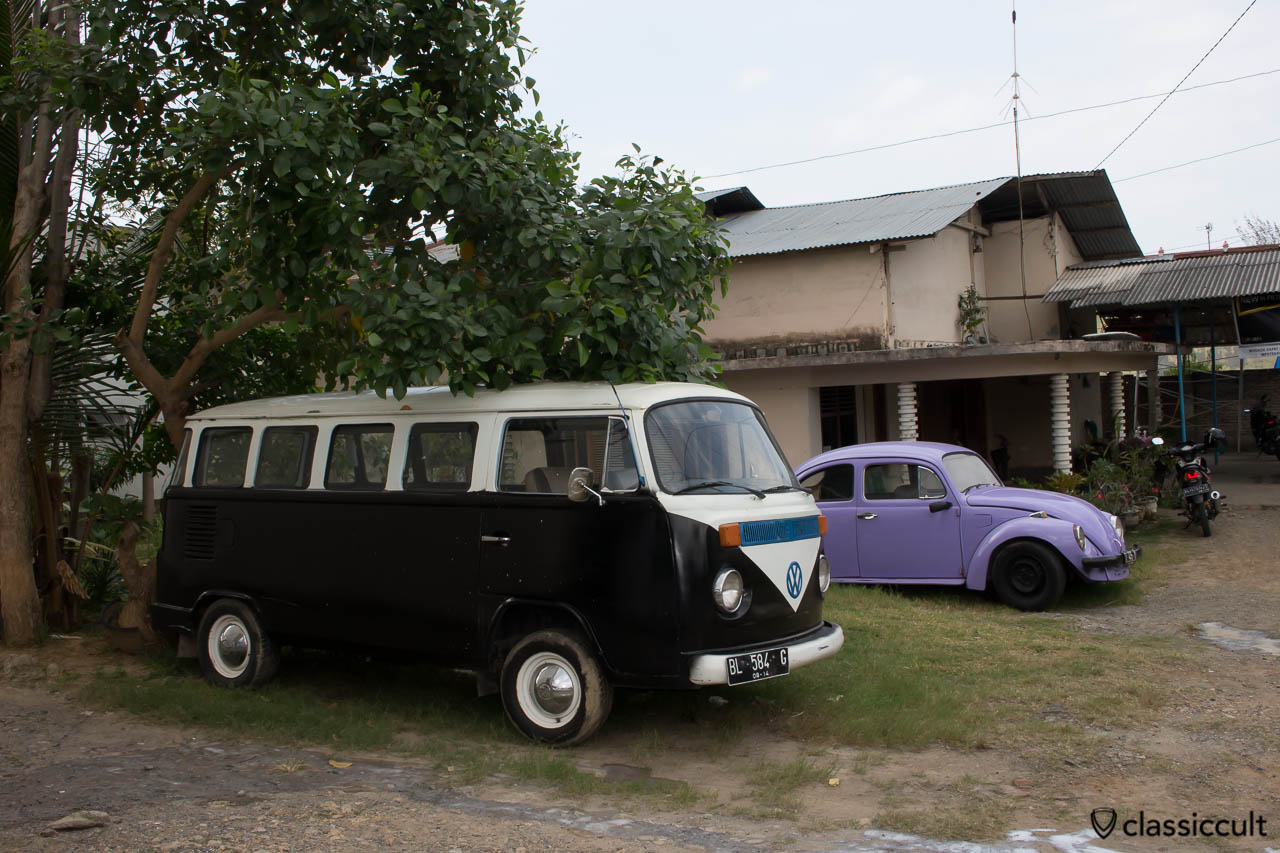 VW Bay Bus Brazilian Edition in ACEH Sumatra - side