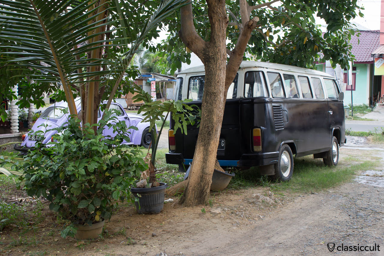 VW Bay Bus Brazilian Edition in ACEH Sumatra - rear