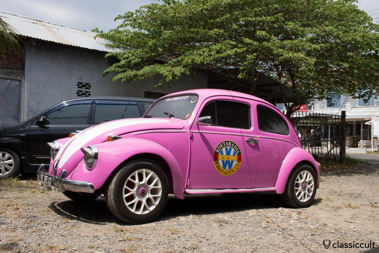 VW Beetle Koetaradja Volkswagen Club