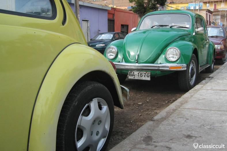 VW Bug 1300 Arica Chile