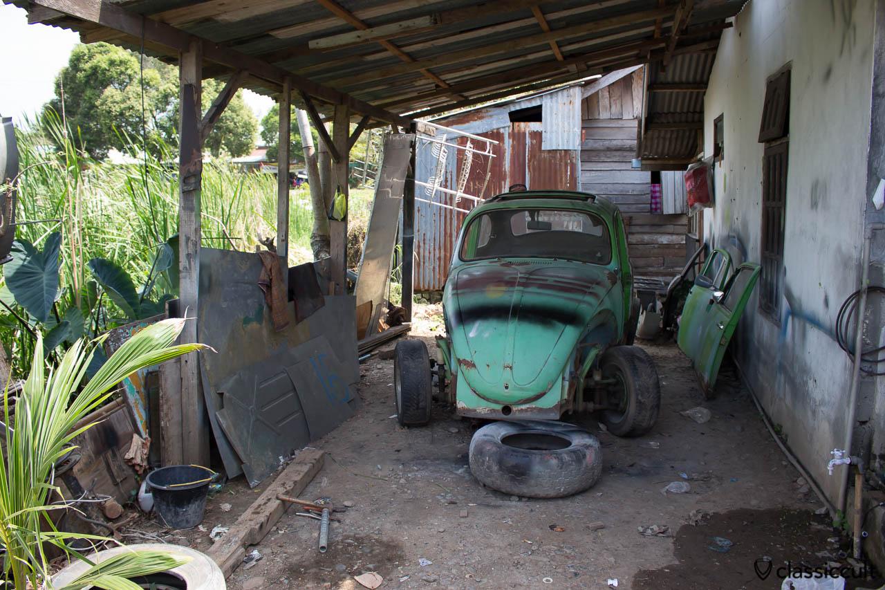 VW Bug Restoration Aceh Sumatra