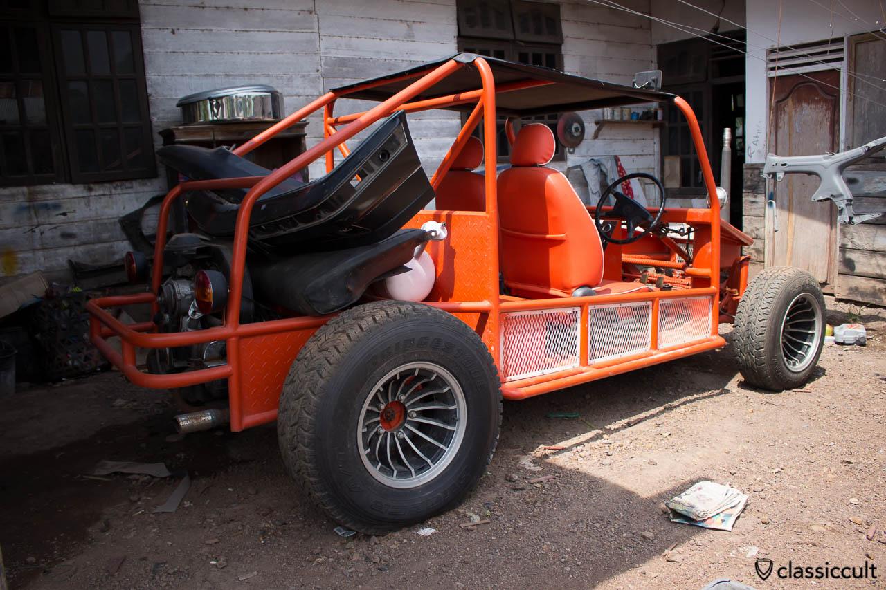 VW Buggy Aceh Sumatra